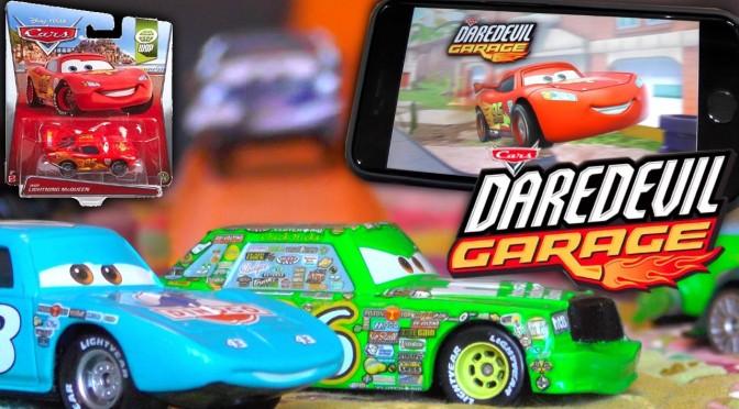 Cars Daredevil Garage Disney S Diecast Toys To Life